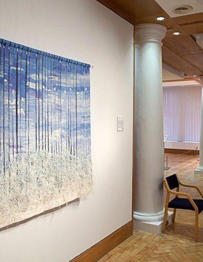 Fiona Hutchison, Where Two Tides Meet, Reflections Exhibition, City Art Centre, Edinburgh