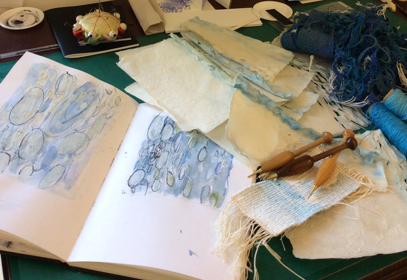 Introduction to Studio Practice – Tapestry Weaving. Course full