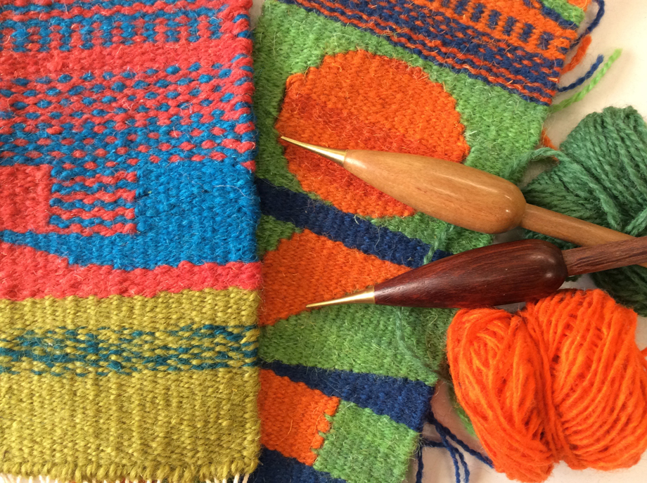 Introduction to tapestry weaving – course full