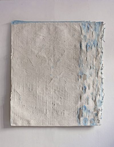 Fiona Hutchison, Tide, 2016, Woven tapestry, 130cm x 150cm