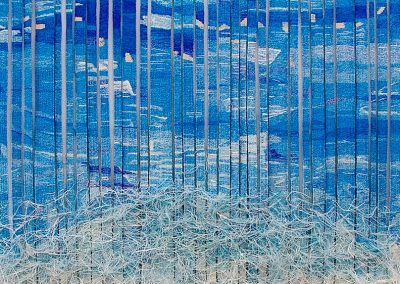 Fiona Hutchison, Where Two Tides Meet (detail)