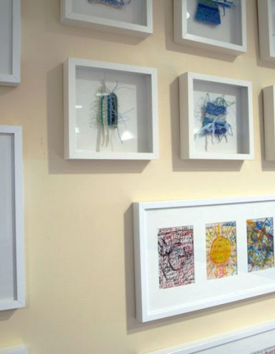 Fiona Hutchison's Commissions, The Broughton Weave Project
