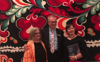 Winner of the Cords Prize for Tapestry 2019