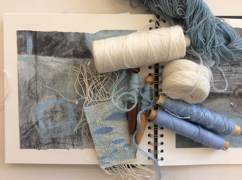 Introduction to Studio Practice – Tapestry Weaving  NEW course for 2020/21
