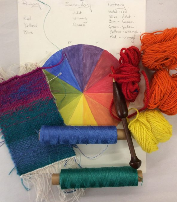 A Splash of Colour 	 9th – 10th  November 2019 COURSE FULL