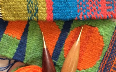 Introduction to tapestry weaving 12th -13th October 2019. ONLY 2 PLACES LEFT