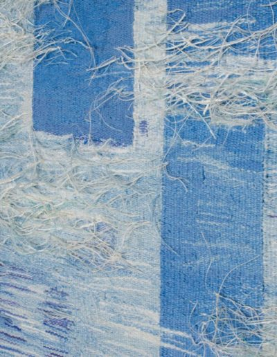Still Waters, 2006, Woven Tapestry, 126cm x 126cm