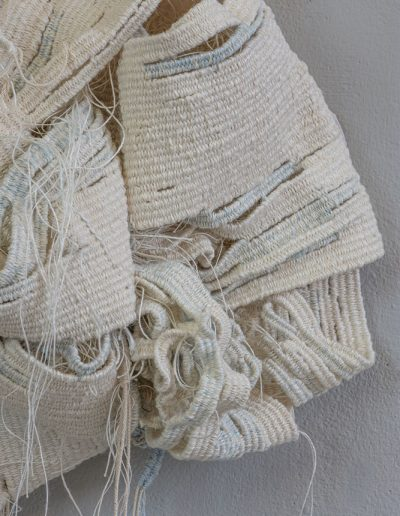 Fiona Hutchison, Sea Knot I (detail)