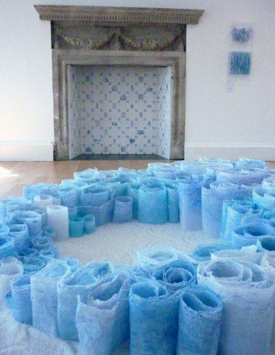 Fiona Hutchison, Burgh Hall exhibition